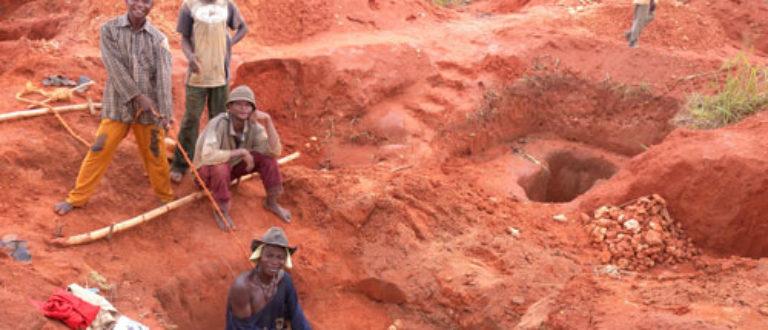 Article : Le trésor plus enfoui que l'or et le diamant dans la terre de Walikale en RDC