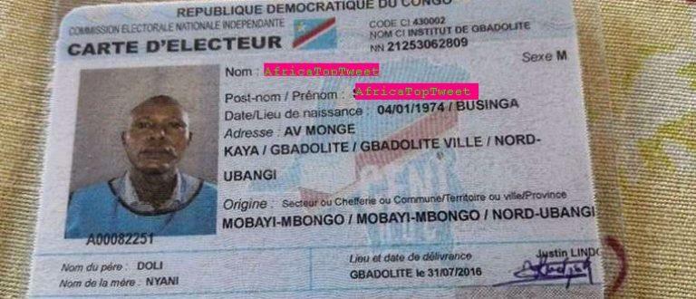 Article : RDC : La carte d'électeur, sésame des adolescents de Goma
