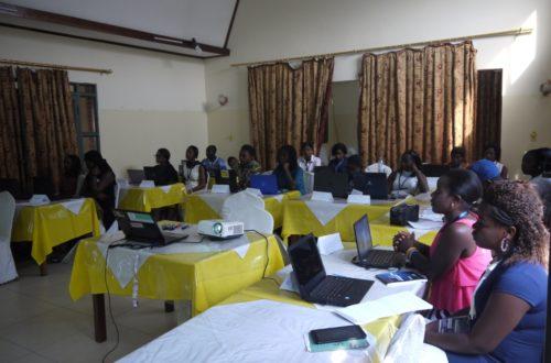 Article : En RDC, les jeunes filles doivent se lancer à la conquête d'Internet
