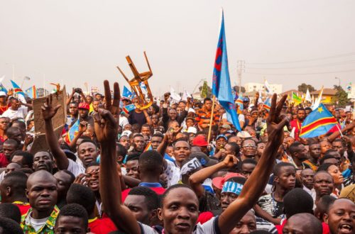 Article : Congolais, debout !