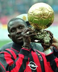 Georges-weah-africain-ballon-d-or